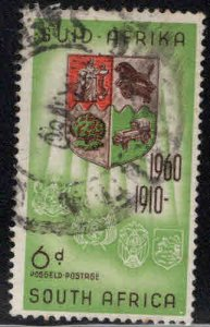 South Africa Scott 237 used stamp