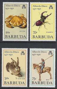 Barbuda (see #102)  Mint, Albrecht Durer