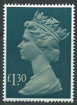 Great Britain - QEII SG 1026b High Value Machin