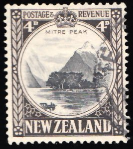 New Zealand Scott 191 Used.