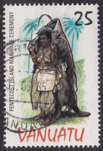 Vanuatu 1985 SG399 Used