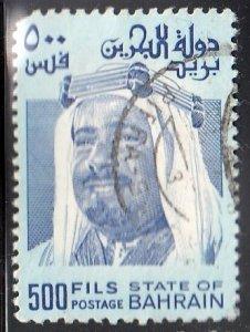 Bahrain #237 Sheik Isa, used.