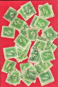 NEW ZEALAND SC# 144  LOT OF 40+ SEE SCAN