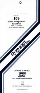 SHOWGARD BLACK MOUNTS 264/109 (5) RETAIL PRICE $11.95