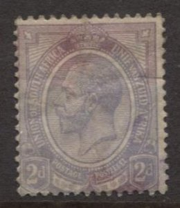 STAMP STATION PERTH South Africa #5 KGV Definitive Used