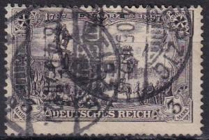 Germany #77  F-VF Used CV $19.00 (A19763)