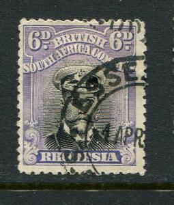Rhodesia #127 used