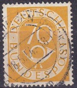 Germany #683  F-VF Used CV $14.50 (Z4263)