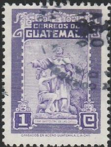 Guatemala, #385 Used From 1962-64