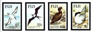 Fiji 540-43 MNH 1985 Birds