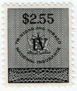 (I.B) Trinidad & Tobago Revenue : National Insurance $2.55