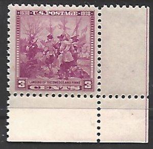 USA #836 MNH Single Stamp