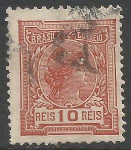 BRAZIL 200 VFU LIBERTY V163-4