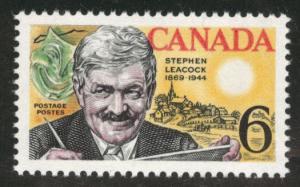 Canada Scott 504 MNH** 1969 stamp
