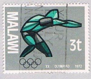 Malawi Olympics (AP100305)