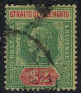 Straits Settlements #200  CV $9.25