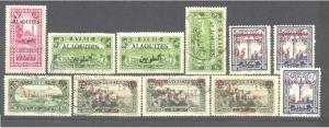 Alaouites 11 mint/used values