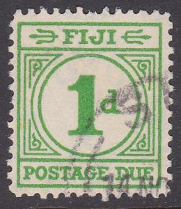 FIJI POSTAGE DUE 1940 1d SG D11 fine used - scarce used - cat £70..........87647