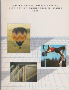 USA -1983 SOUVENIR MINT SET-MINI ALBUM. LOT#US277