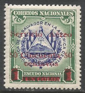 EL SALVADOR C6 MNH Z5383-2