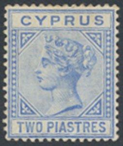 Cyprus SG 34 Mint Very Light Hinge Die II ( 40% Cat)
