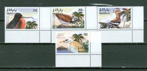 MALDIVES 2003 BIRDS #2751-54...SET MNH...$6.50