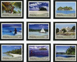 TOKELAU SELECTION OF 2012  ISSUES  MINT NH  AS SHOWN