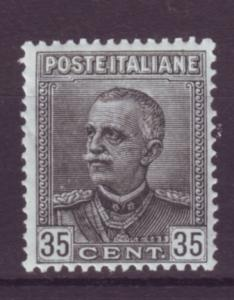 J21560 Jlstamps 1928-9 italy part of set mh #199 king
