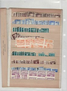 romania mnh+used air stamps   Ref 9493