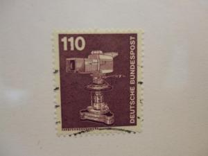 Germany #1180 used