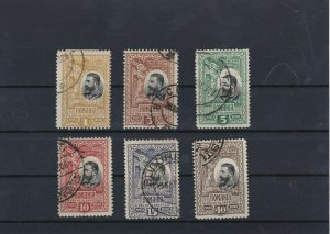Romania 1906 Used Stamps  Ref: R7526