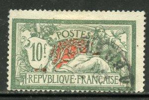 France # 131, Used. CV $ 17.00