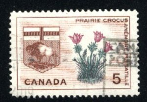 Can #422   -2  used VF 1965 PD