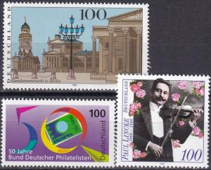 Germany #1938-40  MNH CV $4.20 (A19872)
