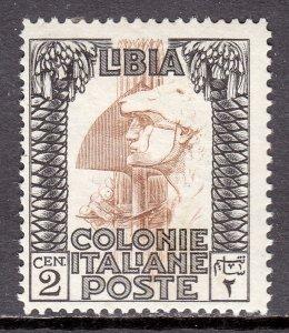 Libya - Scott #48 - MH - SCV $3.25