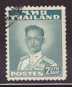 Thailand Scott 291 Used stamp