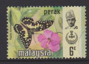 Perak Sc#149 Used