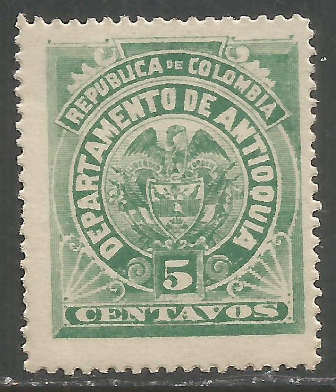 COLOMBIA ANTIOQUIA 103 MOG Z5366