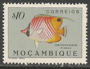 MOZAMBIQUE 333 MNH FISH Z309-1