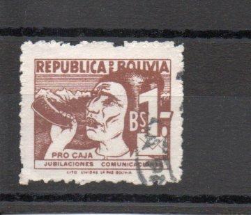 Bolivia RA19 used