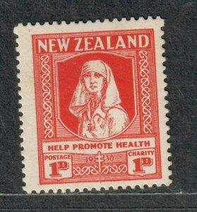 New Zealand Sc#B2 M/H/VF, Cv. $30