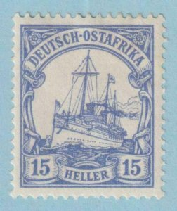 GERMAN EAST AFRICA 25  MINT HINGED OG * NO FAULTS EXTRA FINE!