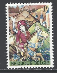 Belgium Sc # 692 mint hinged (RS)
