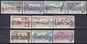 Czechoslovakia #1070-9 MNH CV $17.10 (Z4677)