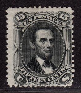 $US SC#77 mint, LH, fine, PSE Cert., CV. $4750