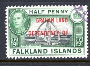 Falkland Islands Dependencies Graham Land 2L1 U 1944