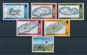 [75240] Alderney 1989 Complete Year Set  MNH