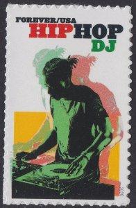 US 5483 Hip Hop DJ forever single (1 stamp) MNH 2020