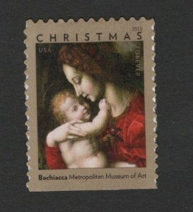 5331 Madonna & Child By Bachiacca Forever Single Stamp Mint/nh Free Shipping