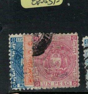 Ecuador SC 9-11 VFU (1ebv)